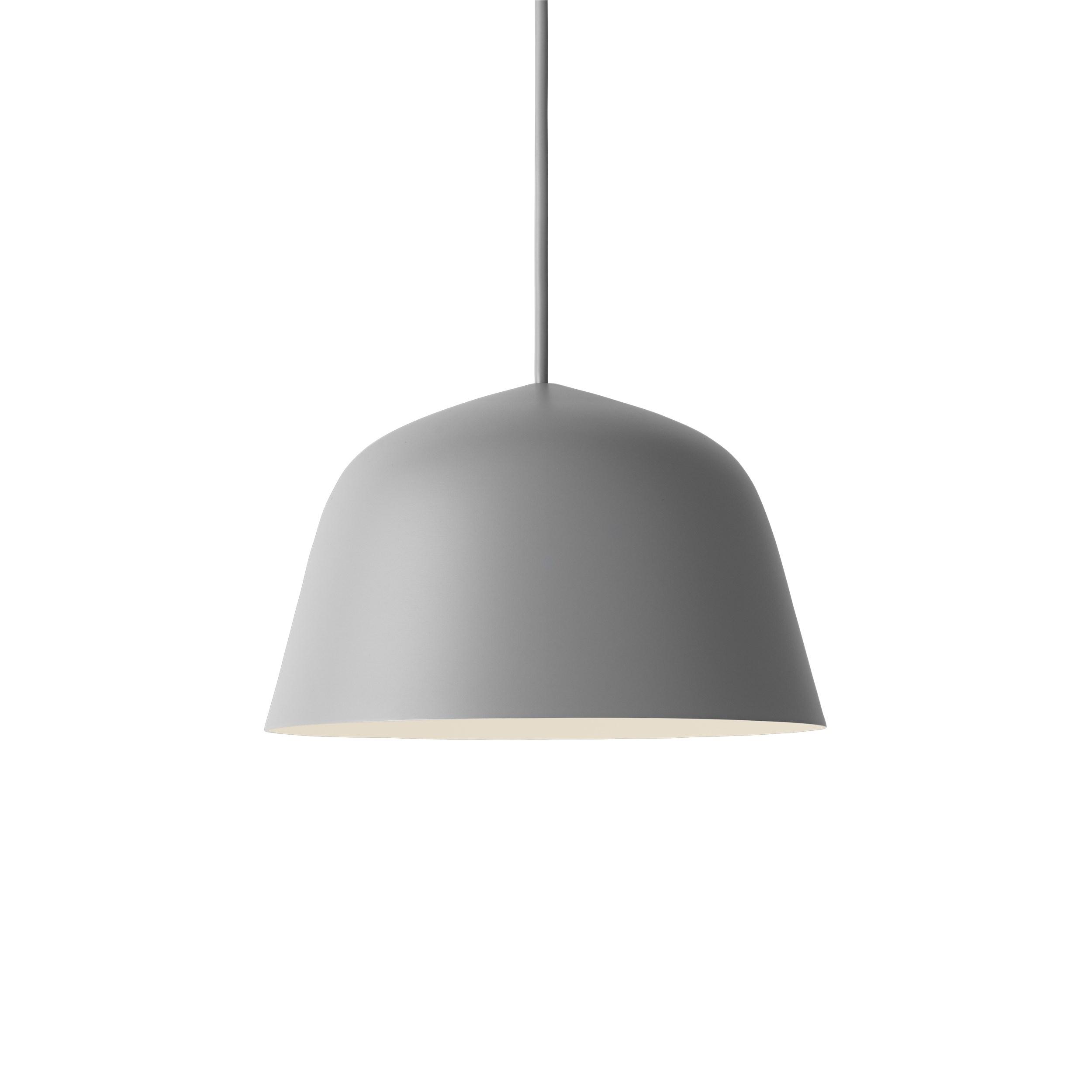 Muuto, Ambit lamp 25, Grey