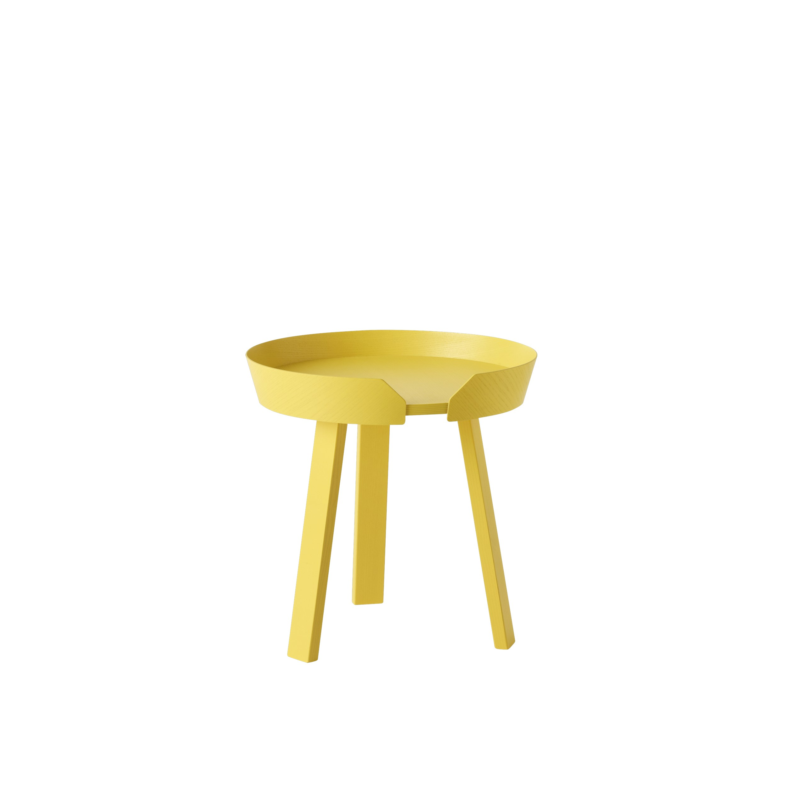 Around Coffee Table, Yellow