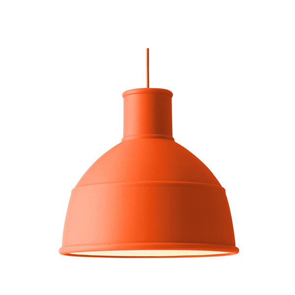 Muuto, Unfold Lamp, Orange