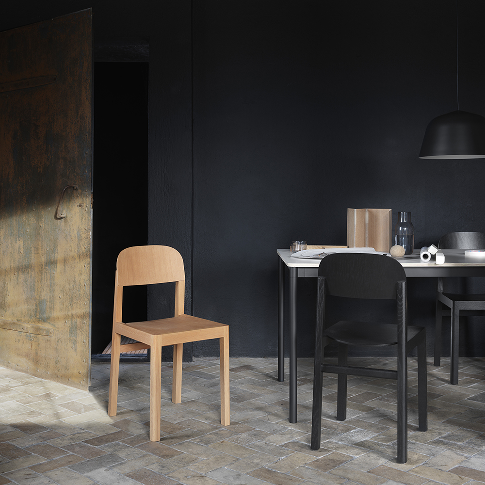 Muuto, Workshop chair, Black