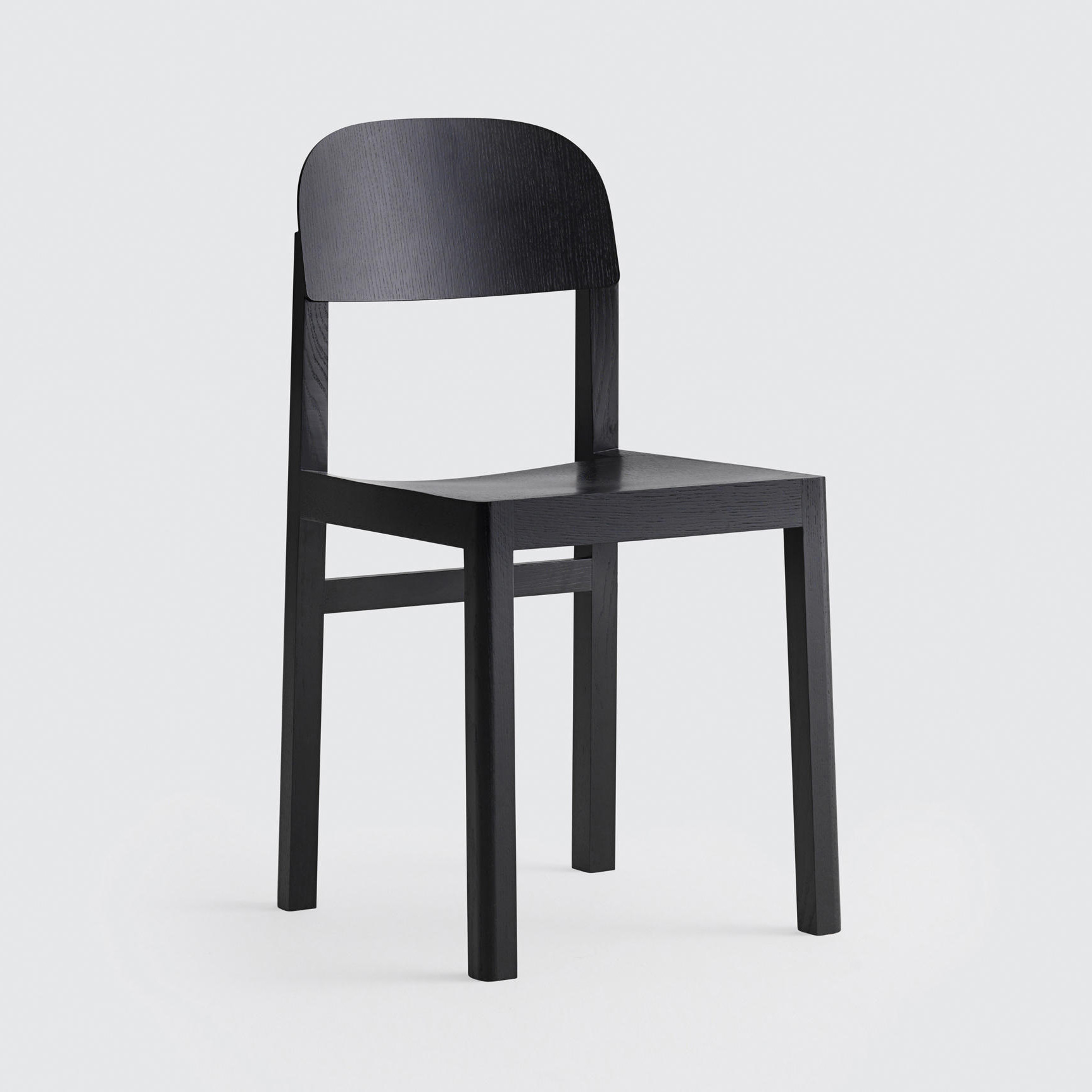 Workshop chair, black