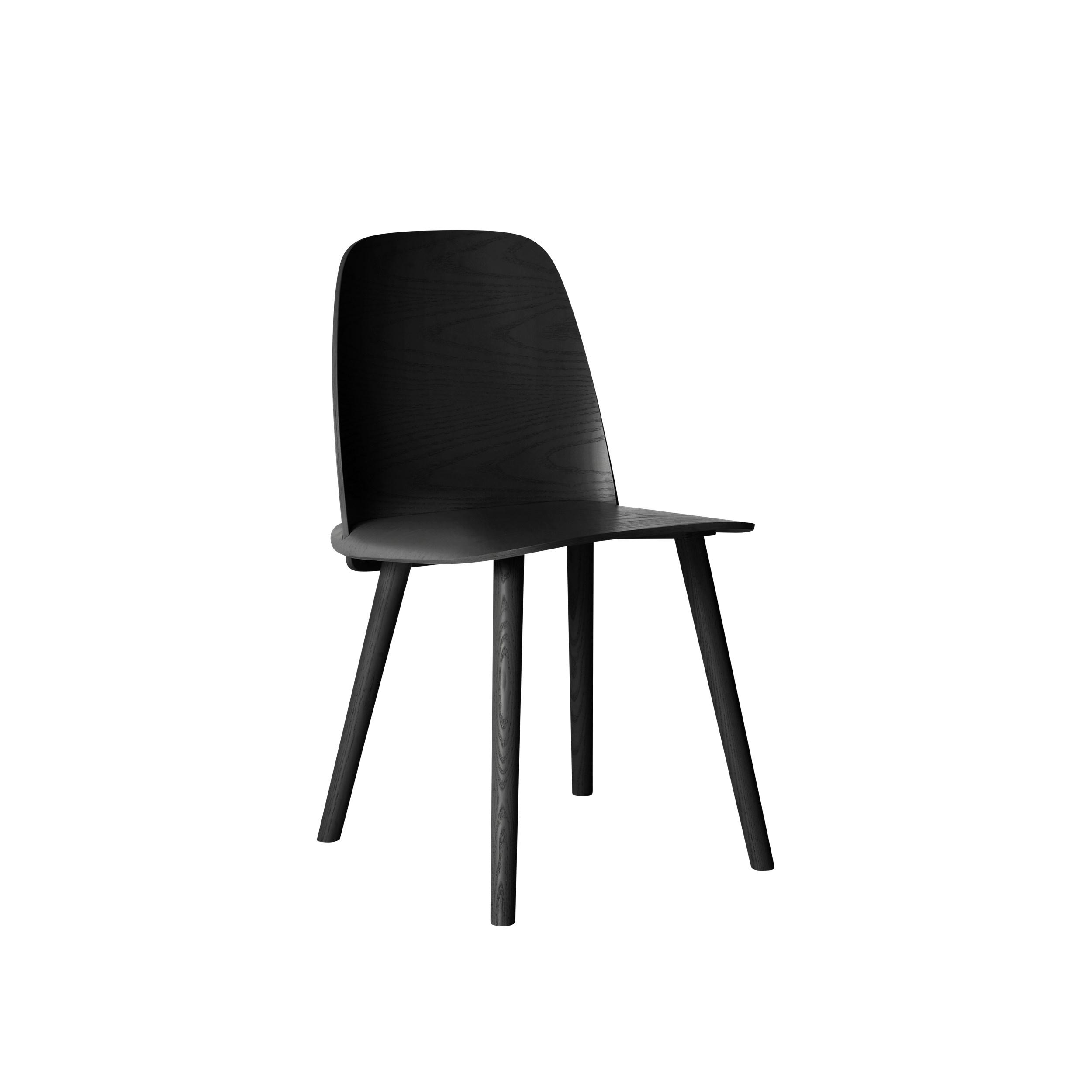 Muuto, Nerd chair, Black