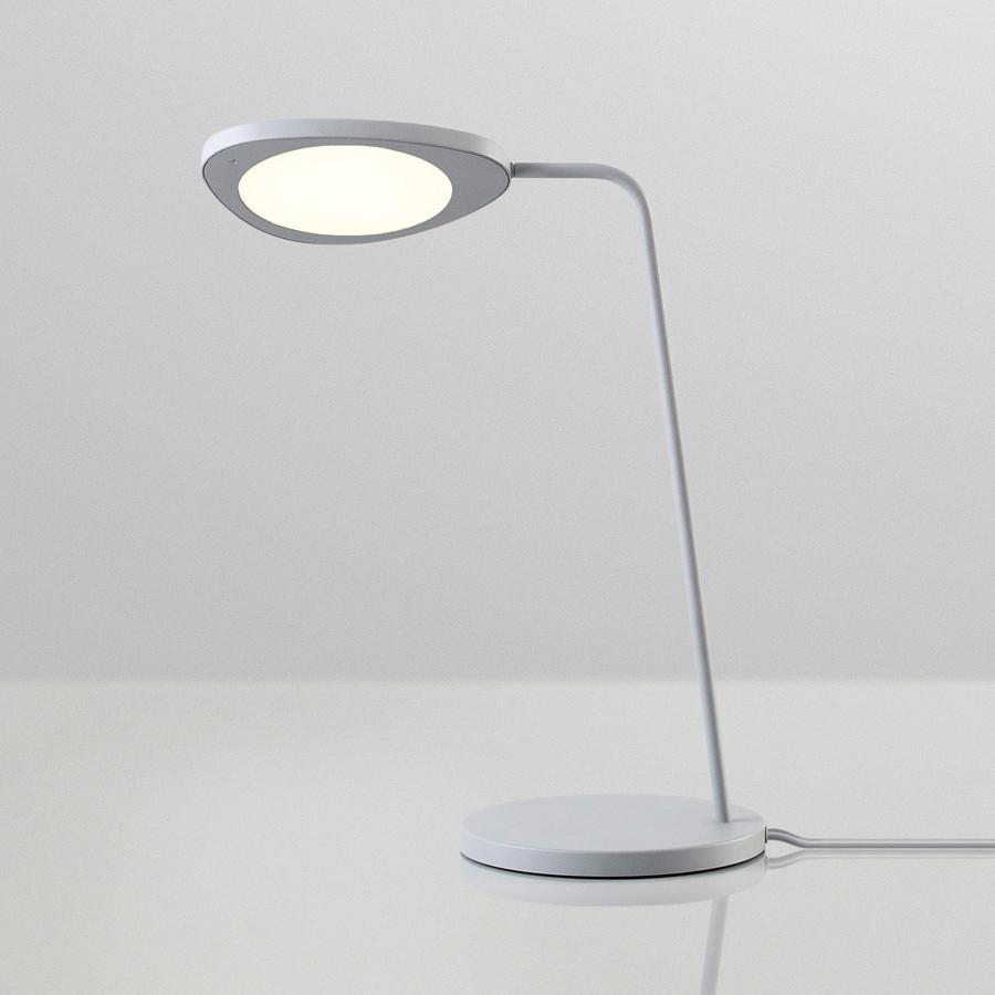 Leaf lamp, White