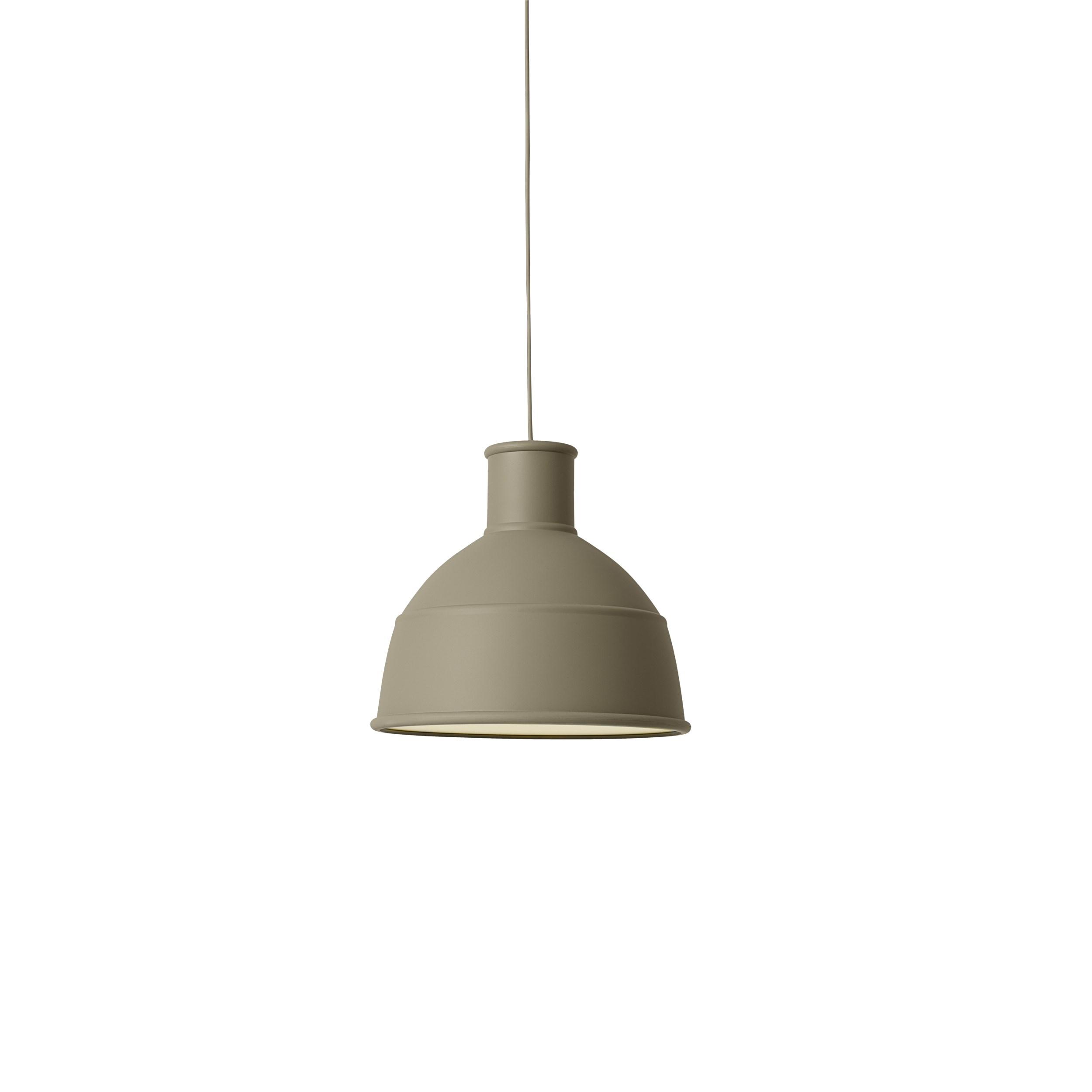 Muuto, Unfold Lamp, Olive