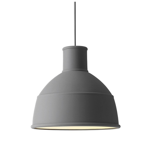 Muuto, Unfold Lamp, Grey