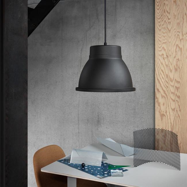 Muuto, Studio lamp, Black