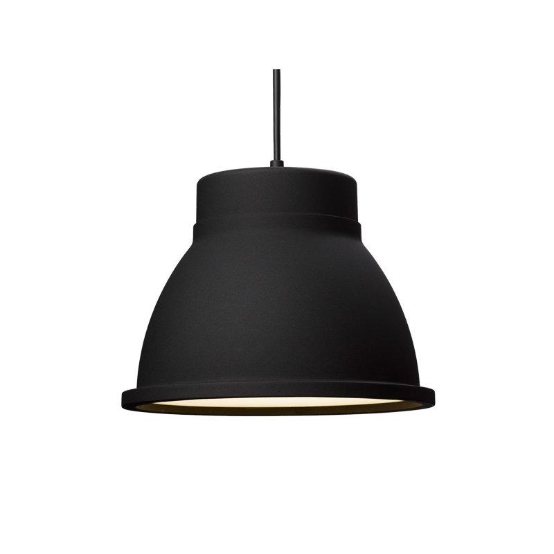 Studio lamp, Black